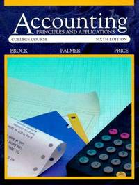 Accounting: Principles and Applications (Accounting.)