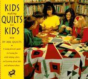 image of Kids Making Quilts for Kids (Needlework and Quilting)