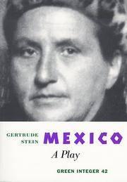 Mexico: A Play