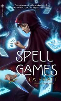 Spell Games (Marla Mason, Book 4)