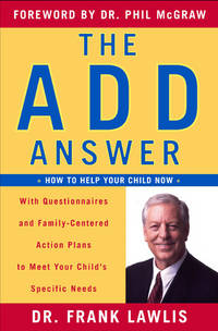 ADD answer - how to help your child now
