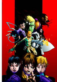 The Legion Volume 1