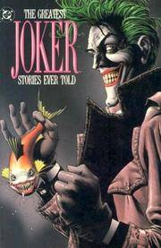 Greatest Joker Stories Ever Told