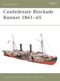 Confederate Blockade Runner 1861-1865