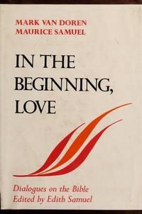 In the Beginning, Love