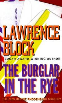 image of The Burglar in the Rye: A Bernie Rhodenbarr Mystery