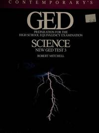 GED preparation for the high school equivalency examination: Science, new GED test 3