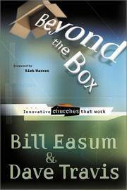 Beyond the Box: Innovative Churches That Work