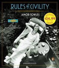image of Rules of Civility: A Novel
