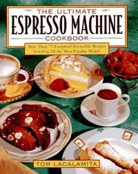 ULTIMATE ESPRESSO MACHINE COOKBOOK