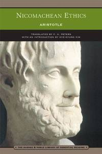 image of Nicomachean Ethics (Library of Essential Reading)