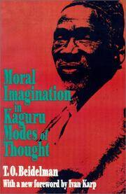 Moral Imagination in Kanguru Modes of Thought