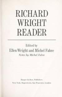 Richard Wright Reader