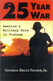 image of 25-YEAR WAR, THE