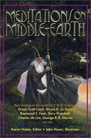 Meditations on Middle Earth