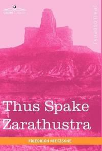 image of Thus Spake Zarathustra (Cosimo Classics)