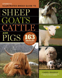 Storey\'s Illustrated Breed Guide to Sheep, Goats, Cattle and Pigs: 163 Breeds from Common to Rare