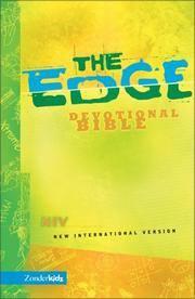 Edge - Devotional Bible (NIV), The