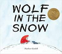 image of Wolf in the Snow