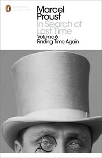 image of Finding Time Again (In Search of Lost Time 6) (v. 6)