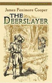 image of The Deerslayer (Dover Thrift Editions)