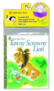 image of The Tawny Scrawny Lion (Little Golden Book & CD)