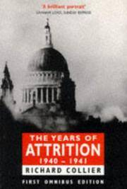 The Years of Attrition: 1940-1941