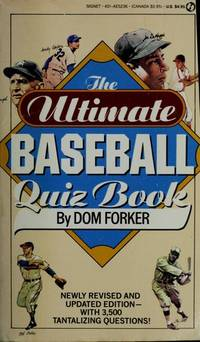 The Ultimate Baseball Quiz Book: Revised and Updated Edition (Signet)