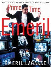 Prime Time Emeril:  More TV Dinners from America's Favorite Chef (SIGNED)