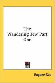 image of The Wandering Jew Part One