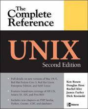 UNIX: The Complete Reference, Second Edition