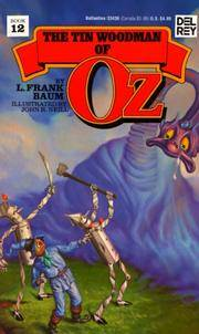 image of Tin Woodman of Oz (Wonderful Oz Books)