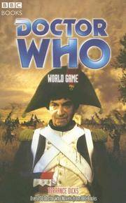 image of Doctor Who: World Game (Doctor Who (BBC Paperback))