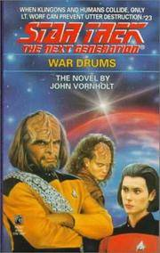 War Drums (Star Trek The Next Generation, No 23)