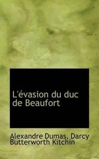 image of LEvasion Du Duc de Beaufort