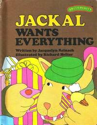 Jackal Wants Everything (Sweet Pickles Series)
