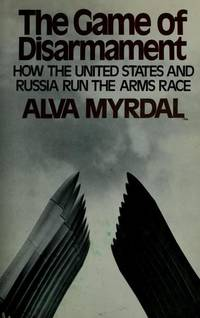 image of The Game of Disarmament: How the United States and Russia Run the Arms Race
