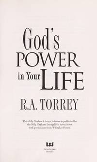 God's Power in Your Life (Billy Graham Library Selection)