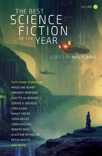 image of The Best Science Fiction of the Year: Vol 3