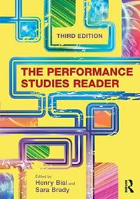THE PERFORMANCE STUDIES READER