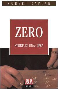 image of Zero. Storia di una cifra