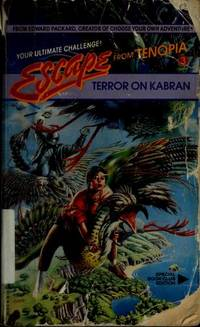 TERROR ON KABRAN #3 (Escape from Tenopia) Brightfield, Richard