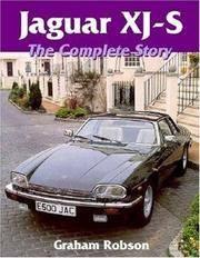 Jaguar XJS: The Complete Story - w/ Dust Jacket!