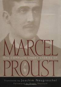 image of The Complete Short Stories of Marcel Proust