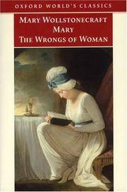 Mary: The Wrongs of Women