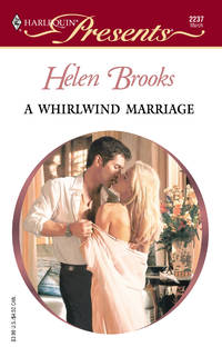A WHIRLWIND MARRIAGE