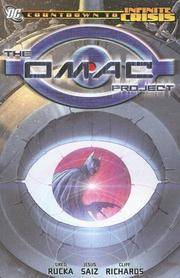 The OMAC Project (Countdown to Infinite Crisis) by  Judd  Geoff; Winick - Paperback - 2005-11-02 - from Hilltop Book Shop and Biblio.com