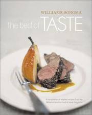 The Best of Taste (Williams-Sonoma)
