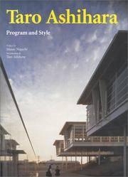 Taro Ashihara  Program and Style