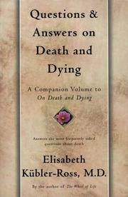 image of Questions and Answers on Death and Dying
